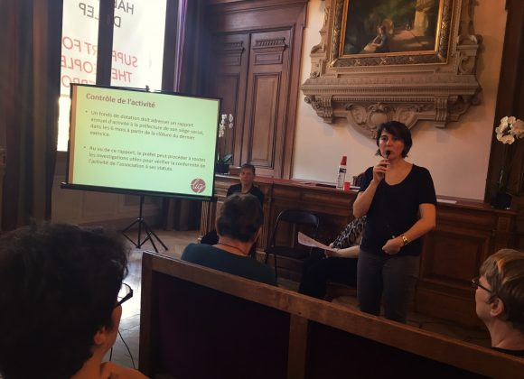 """Atelier """"Transmettre notre lesbimoine"""" – Colloque des Archives Lesbiennes"""
