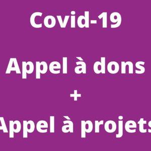 Covid-19 : appel à dons et à projets pour les lesbiennes